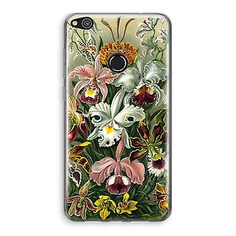 Huawei Ascend P8 Lite (2017) Transparant Case - Haeckel Orchidae