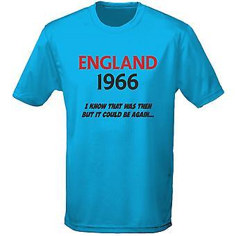 England 1966 Football Mens T-Shirt 10 Colours (S-3XL) by swagwear