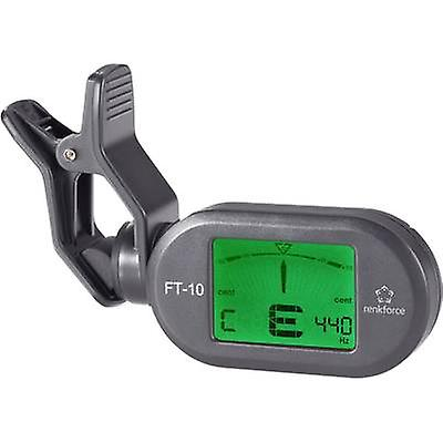 Guitar tuner Renkforce FT-10 Black
