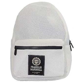 Franklin & Marshall Ua968 Polyester White Bag