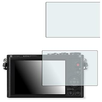 Panasonic Lumix DMC-GM1 display protector - Golebo crystal clear protection film
