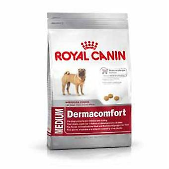 Royal Canin Medium Dermacomfort hond droog voedsel Mix 10kg