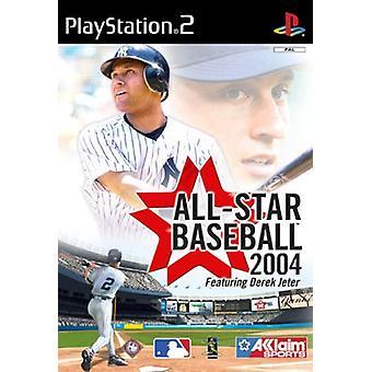 All Star Baseball 2004 (PS2)