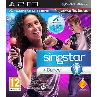 SingStar Dance - Move Compatible (PS3) - Factory Sealed
