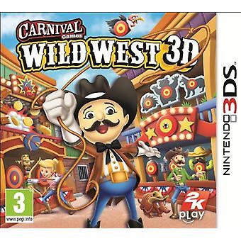 Carnival Wild West (Nintendo 3DS)