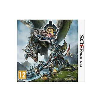 Monster Hunter 3 Ultimate (Nintendo 3DS)