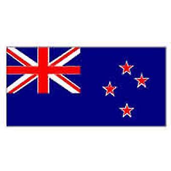 New Zealand Flag 5 ft x 3 ft med øjer til ophæng