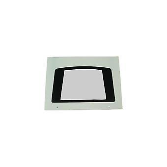 Electrolux wit belangrijkste Oven buitendeur glas
