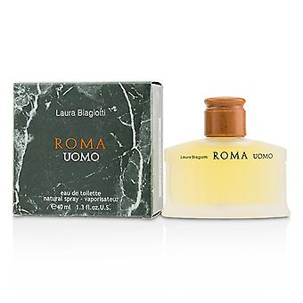 Laura Biagiotti Roma Uomo Eau Toilette Spray 40ml/1.3oz