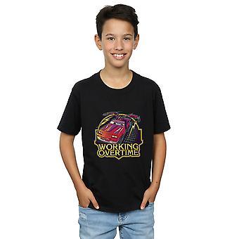 Poopsmoothie pojkar arbetar övertid T-Shirt