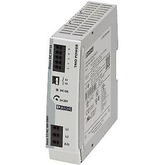 Phoenix Contact TRIO-PS-2G/3AC/24DC/5 Rail mounted PSU (DIN) 24 Vdc 5 A 120 W