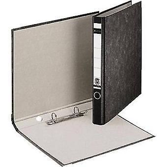 Leitz Folder 1040 A4 Spine width: 35 mm Black 2 rings 10400000