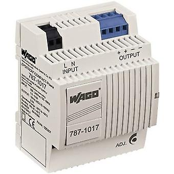 WAGO EPSITRON® COMPACT POWER 787-1017 Rail mounted PSU (DIN) 18 Vdc 2,4 A 43,2 W 1 x