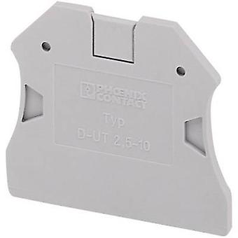 Universal lever-type fuse terminal block D-UT 2,5/10 Phoenix Contact Con