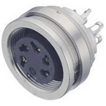 Binder 09-0124-00-06 Micro Circular Connector Nominal current (details): 6 A