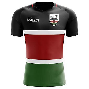 2018-2019年ケニア ホーム コンセプト サッカー シャツ (キッズ)