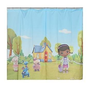 Dr. Plush pair of curtains for the bedroom tray 180x160 centimeter cm