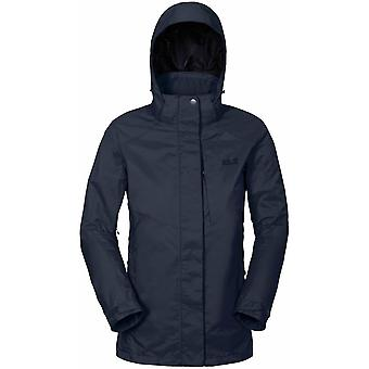 Jack Wolfskin Women's Mellow Range Flex Jacket Lightweight ?lothing