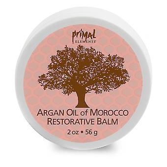 Primal Elements Moroccan Argan Oil Restorative Balm following