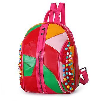 Backpack in genuine sheepskin, LAMM8037