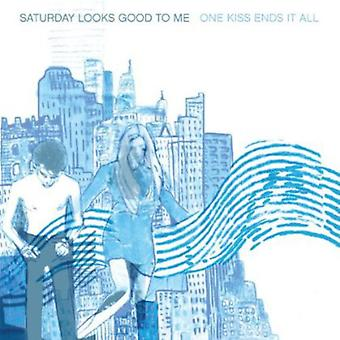 Saturday Looks Good to Me - One Kiss Ends It All [Vinyl] USA import