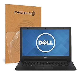 Celicious Matte Anti-Glare Screen Protector Film Compatible with Dell Inspiron 14 3452 [Pack of 2]