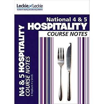 National 4/5 Hospitality Course Notes by Edna Hepburn - Lynn Smith -