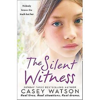 A testemunha silenciosa por Casey Watson - livro 9780008142643