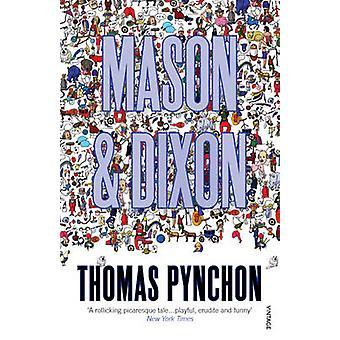 ميسون وديكسون بتوماس [بنشن]-كتاب 9780099771913