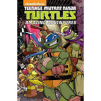 Teenage Mutant Ninja Turtles - Volume 4 - Amazing Adventures de Buster