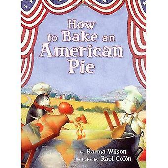 Hur man bakar en American Pie