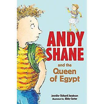 Andy o Shane e a rainha do Egito