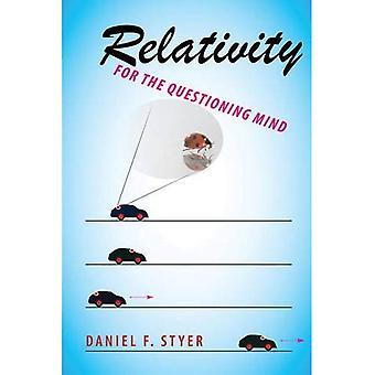 Relativitätstheorie für die Befragung Geist