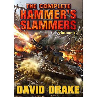 De volledige hamer Slammers Volume 1