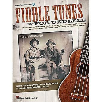 Fiddle Tunes för Ukulele