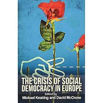 Krisen i socialt demokrati i Europa