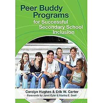 Peer Buddy-programma's voor succesvolle Middelbare School opname