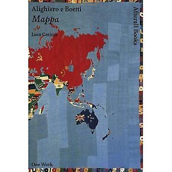 Alighiero E Boetti: Mappa (trabalho de uma série)