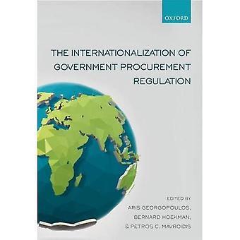 The Internationalization of Government Procurement Regulation
