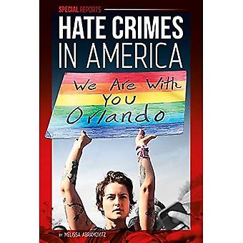 Hate Crimes in America (Special Reports Set 2)