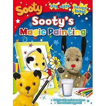 Sooty's Magic Painting (Sooty Activity Books)
