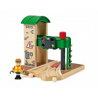 BRIO Signal Station Wooden Toy