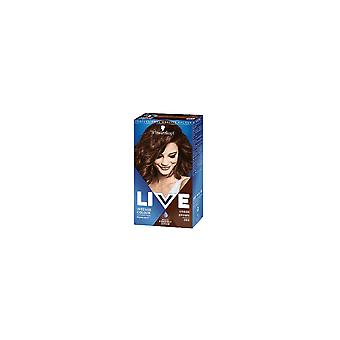 Schwarzkopf Live Colour - Urban Brown (088)