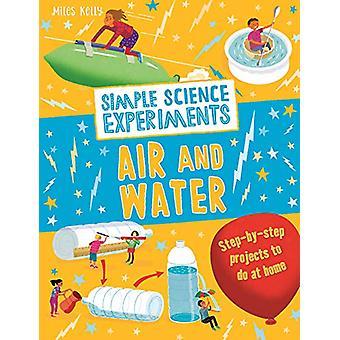 Expériences simples - Air et eau par Chris Oxlade - 978178617