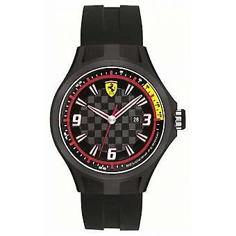 Messieurs de la Scuderia Ferrari Pit Crew Date Display 0830005 Watch