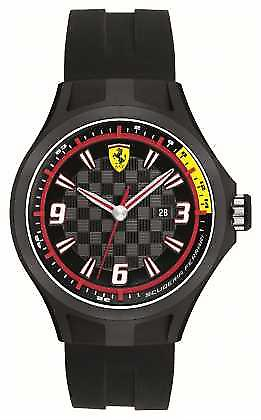 Scuderia Ferrari Gents Pit Crew Date Display 0830005 Watch