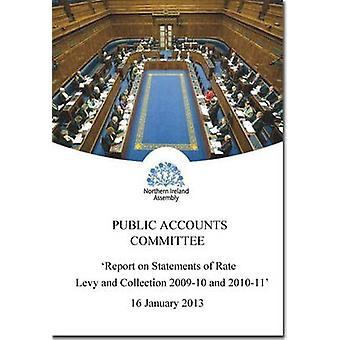 Report on Statements of Rate Levy and Collection 2009-10 and 2010-11 -