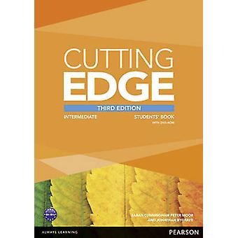 Cutting edge mellomliggende studentenes bok og DVD Pack (tredje revidert Ed