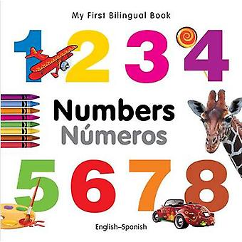 My First Bilingual Book - Numbers by Milet Publishing - 9781840595451
