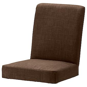 Replacement Slip Cover for Ikea Henriksdal Dining Chair - Brown